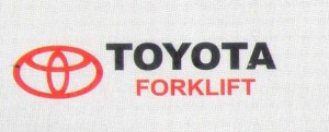 TOYOTA SPARE PART FORKLIFT