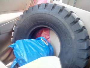 Ban Forklift 650-10 Gajah Tunggal