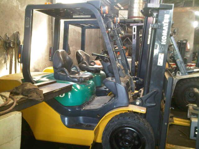 jual Forklift KOMATSU 3 Ton