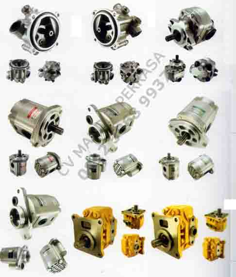 gear pump assy