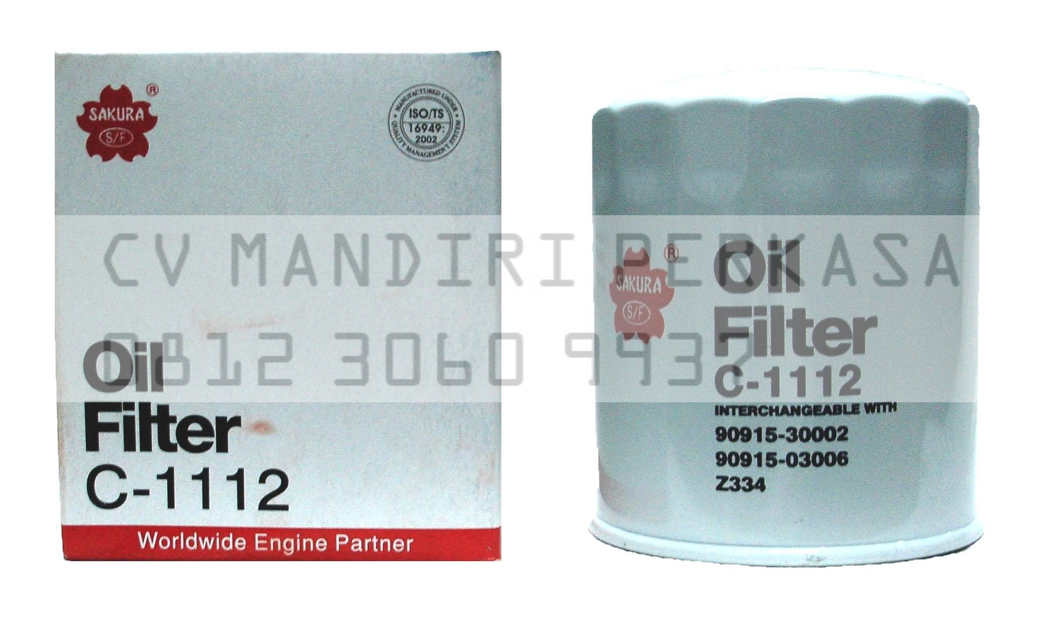 oil filter forklift toyota