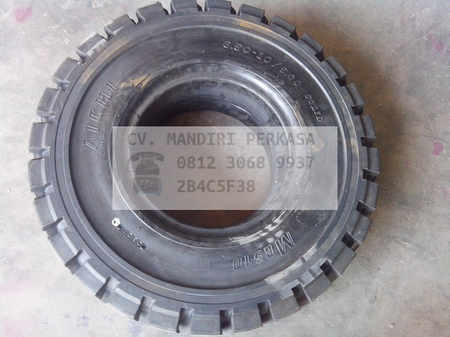 ban forklift solid aichi, bridgestone, royal crown